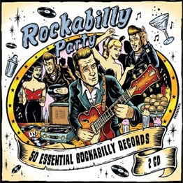 Rockabilly Party (2 CD)