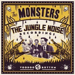 The Jungle Noise Recordings (LP + CD)