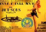 St. City Surfers + The Jet-Sons + Bela Lugoshi Horror Orchestra