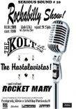 THE KOLT + THE HASTALAVISTATS + ROCKET MARY