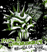 Punk And Disorderly 2010 - Program i bilety...