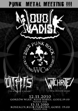 WC + QUO VADIS (Punk Metal Meeting)