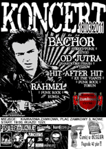 BACHOR + OD JUTRA + HIT AFTER HIT + RAHMEL