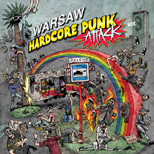 Warsaw Hardcore Punk Attack vol. 3