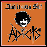 "The Adicts. Nowy album ""And It Was So!"" na CD i LP już 17 listopada...."