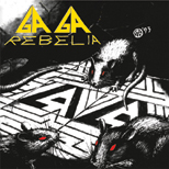 "GA-GA ""Rebelia"" na CD i LP."