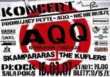 AQQ + SKAMPARARAS + THE KUFLERS