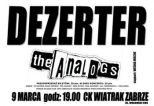 DEZERTER + THE ANALOGS