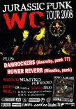 WC + THE DAMROCKERS + ROWER REVERB