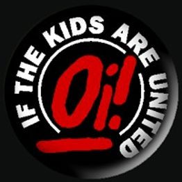 012 - Oi! - If The Kids Are United (Magnes)