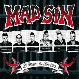 20 Years in Sin Sin... (2 CD)