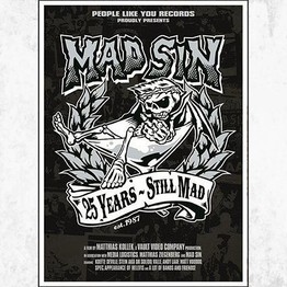 25 Years - Still Mad (Ltd. Edition DVD + CD)
