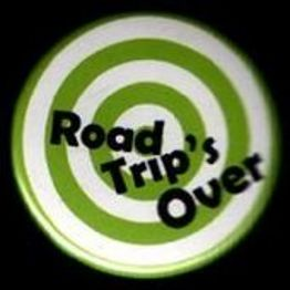 255 - Road Trips Over (napis)