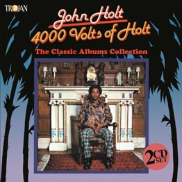 4000 volts of Holt: The Classic Trojan albums. (2 CD)