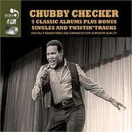 5 Classic Albums Plus Bonus Singles And Twistin' Tracks (Remastered / 4 CD)