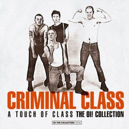 A Touch Of  Class. The Oi! Collection  (LP, czarny winyl)