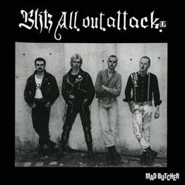 All Out Attack E.P.