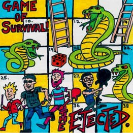 Game Of Survival (LP, czarny winyl)