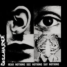 Hear Nothing See Nothing Say Nothing (LP, czarny winyl)