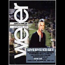 Just A Dream (22 Dreams - Live) (DVD + CD)