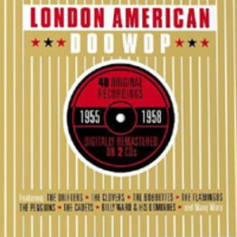 London American Doo Woop 1955-58 (2 CD)