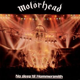 No Sleep'till Hammersmith (LP + MP3)