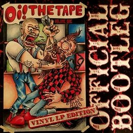 Oi! the Tape volume One (LP, czarny winyl)