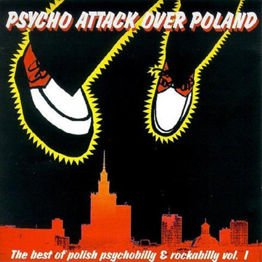 Psycho Attack Over Poland
