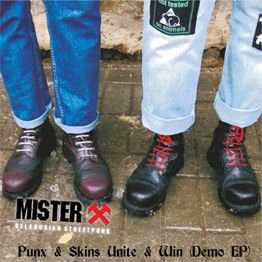 Punks & Skins Unite & Win (Demo EP + bonus tracks)