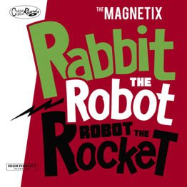 Rabbit The Robot , Robot The Rocket (LP, czarny winyl)