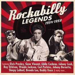 Rockabilly Legends 1954-59