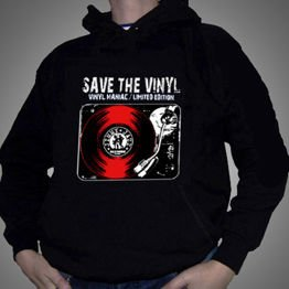 Save The Vinyl (bluza)