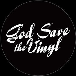 Slipmata - God Save The Vinyl