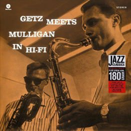 Stan meets Mulligan in Hi-Fi (LP, 180g)