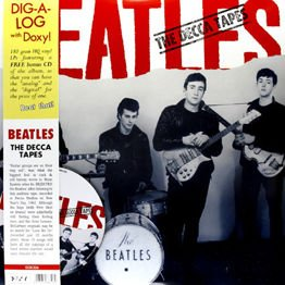 The Decca Tapes (LP + CD)