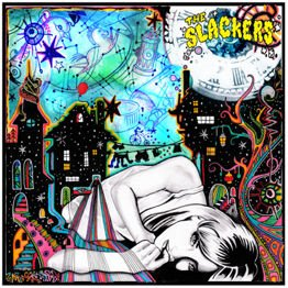 The Slackers (marbled blue winyl)
