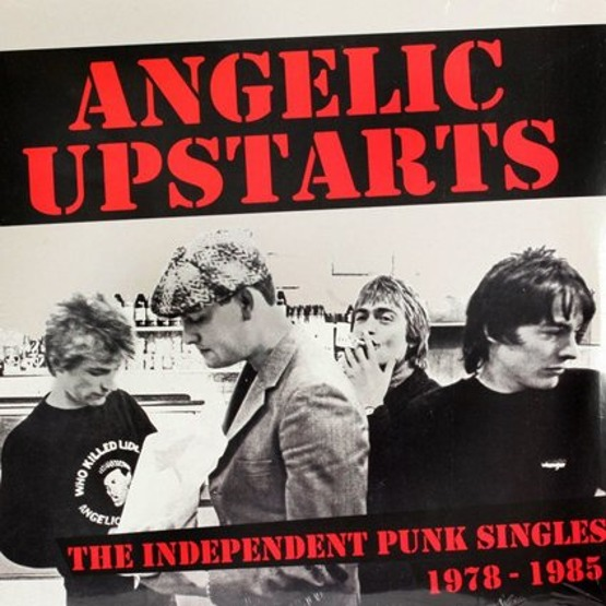 The Independent Punk Singles Collection 1978-1983 (2 LP, czarny winyl)