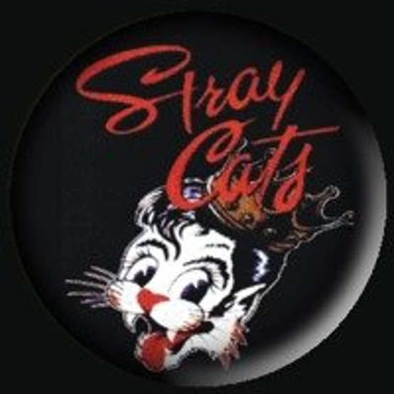 189 - Stray Cats (logo)