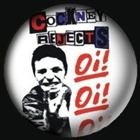 237 - Cockney Rejects (Oi!) (Magnes)
