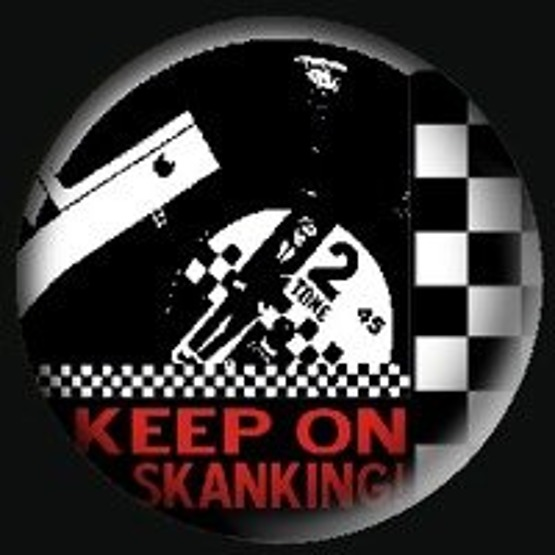 301 - Keep On Skanking (czarny)