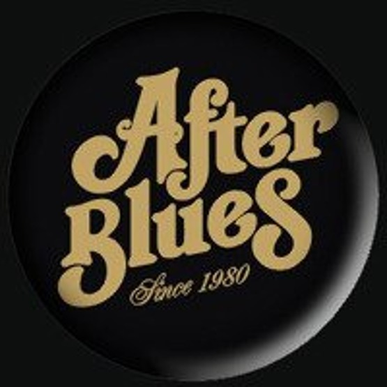 441 - After Blues - Logo (Gold)