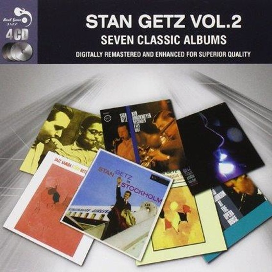 7 Classic Albums vol. 2 (Remastered / 4 CD)