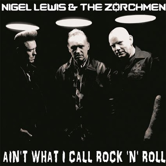 Ain't What I Call Rock'n'Roll (LP, czarny winyl)