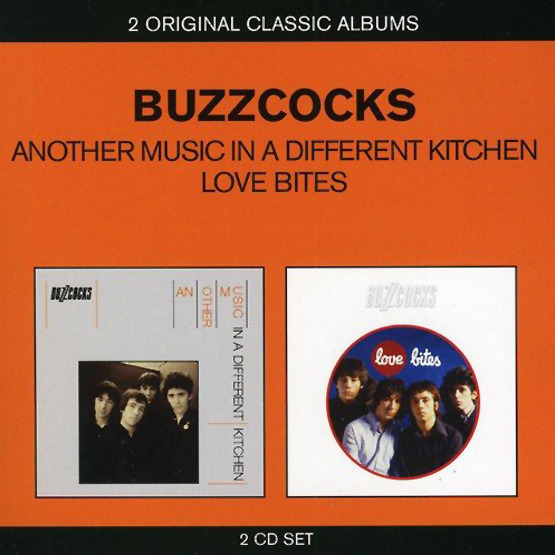 Another Music In A Different Kitchen / Love Bites (2 CD)
