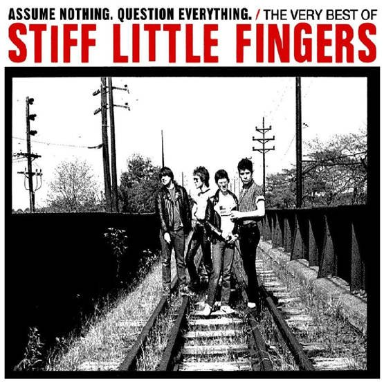 Assume Nothing, Question Everything. The Very Best of Stiff Little Fingers (2CD)