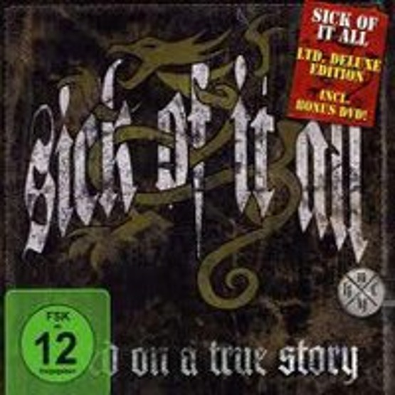 Based on a True Story (Ltd. CD + Bonus DVD)