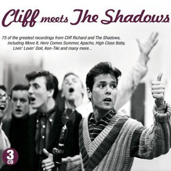 Cliff meets The Shadows (3 CD)