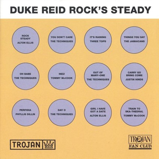 Duke Reid's Rock Steady (2 CD)