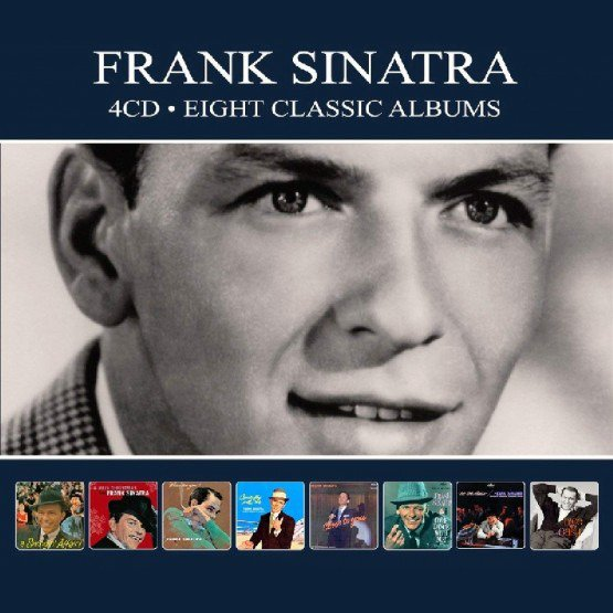 Eight Classic Albums (Remastered / 4 CD)