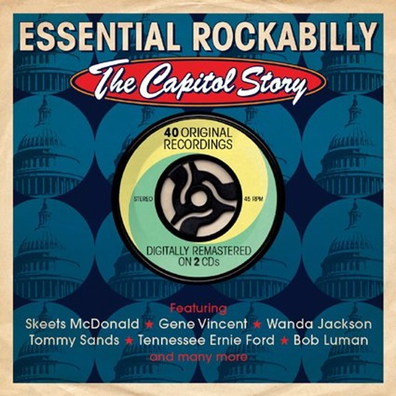 Essential Rockabilly - The Capitol Story (2 CD)